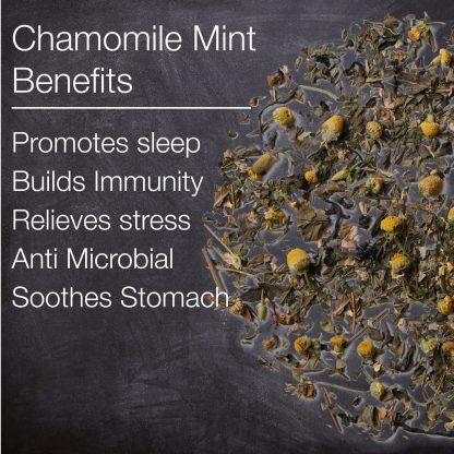 Chamomile Mint health benefits
