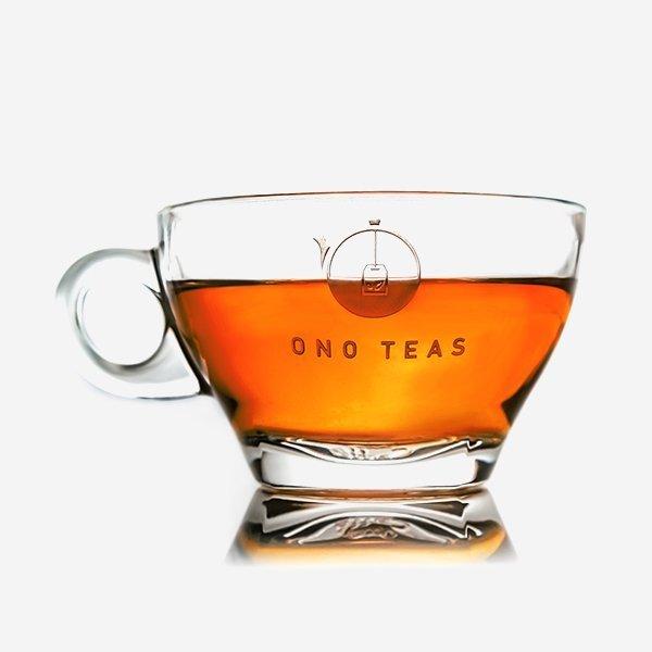 Whiskey Tea - Premium Black Tea with Darjeeling Loose leaf Tea Cup | Ono Teas