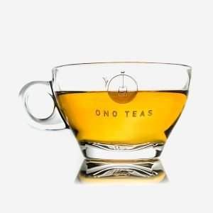 Double Mint Marigold hand picked loose leaf Natural Herbal premium green Tea cup