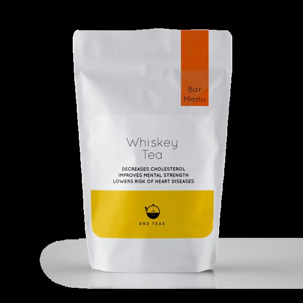 Whiskey Tea - - Premium Black Tea with Darjeeling Loose leaf | Ono Teas
