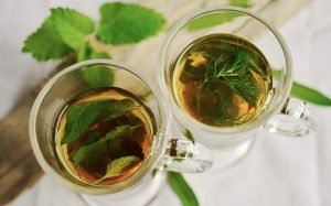 Tulsi and tea