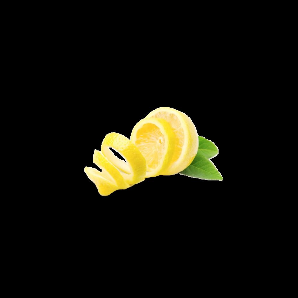 Lemon Peel In Tea