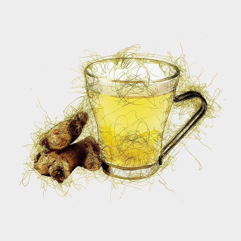 Turmeric Mulethi Tea
