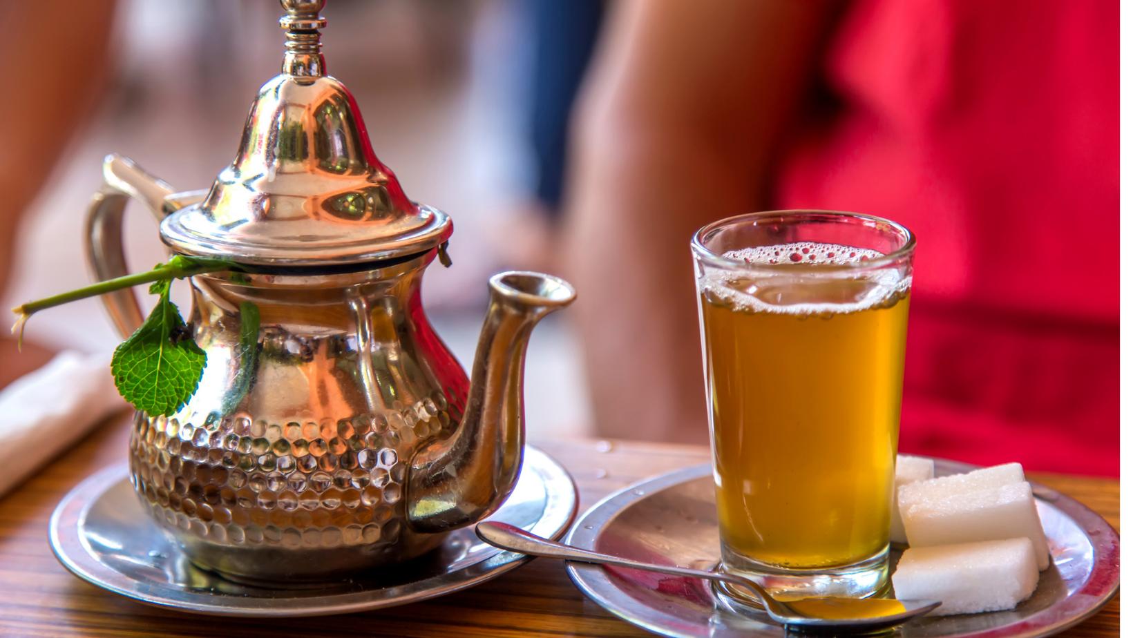 History of Moroccan Mint tea